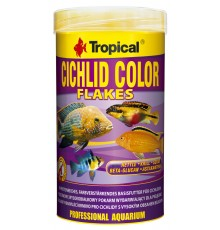 Tropical - Cichlid Color Flakes