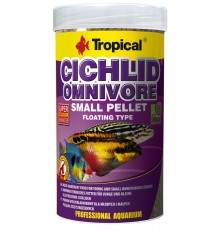 Tropical - Cichlid Omnivore Small Pellet