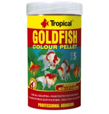 Tropical - Goldfish Colour Pellet