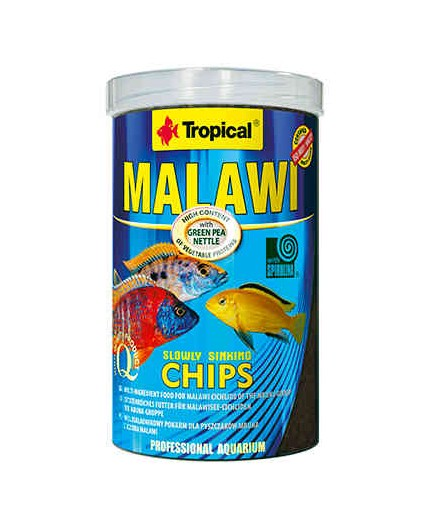 Tropical - Malawi Chips