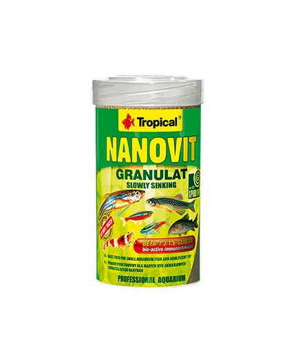 Tropical - Nanovit Granulat