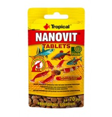 Tropical - Nanovit Tablets
