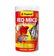 Tropical - Red Mico Colour Sticks