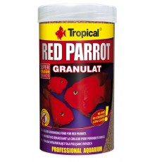 Tropical - Red Parrot Granulat