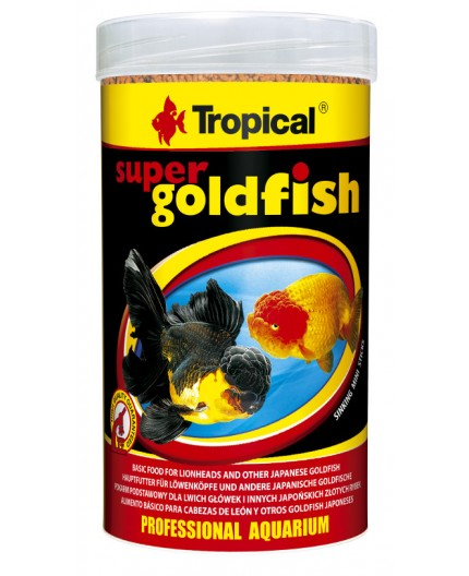 Tropical - Super Goldfish Mini Sticks