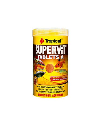 Tropical - Supervit Tablets A