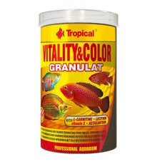 Tropical - Vitality&Color Granulat