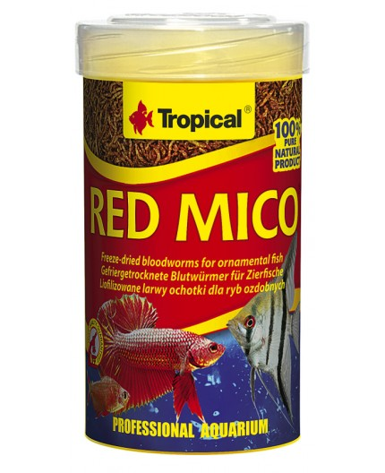 Tropical - Red Mico