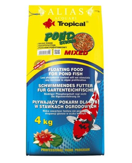 Tropical - Pond stick mixed